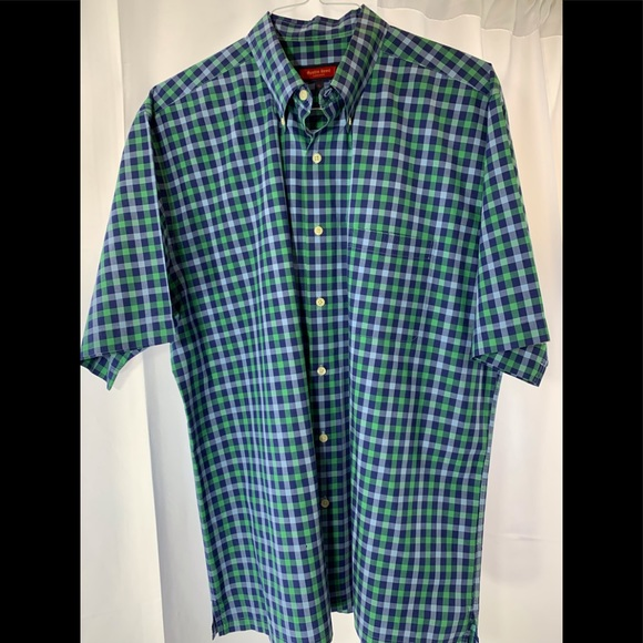 Austin Reed Shirts Nwot Austin Reed Of London Short Sleeve Shirt M6 Poshmark